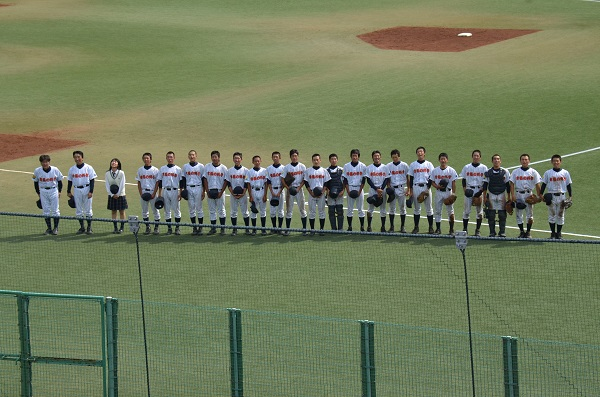 20140923野球部と監督.JPG